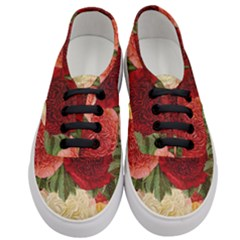 Flowers 1776429 1920 Women s Classic Low Top Sneakers