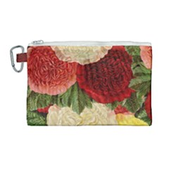 Flowers 1776429 1920 Canvas Cosmetic Bag (large)