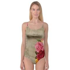 Flower 1646069 1920 Camisole Leotard