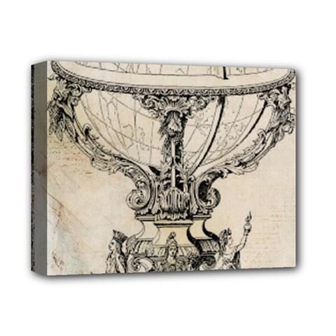 Globe 1618193 1280 Deluxe Canvas 14  X 11