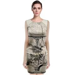 Globe 1618193 1280 Classic Sleeveless Midi Dress