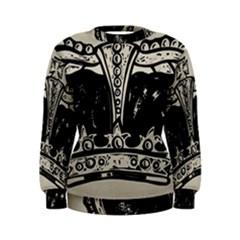 Crown 1515871 1280 Women s Sweatshirt