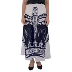 Crown 1515871 1280 Flared Maxi Skirt