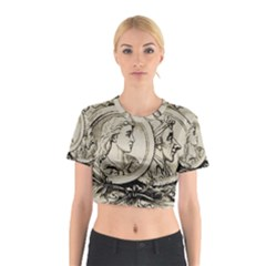 Young 1515867 1280 Cotton Crop Top
