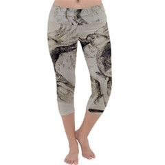 Bird 1515866 1280 Capri Yoga Leggings