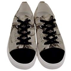 Bird 1515866 1280 Men s Low Top Canvas Sneakers