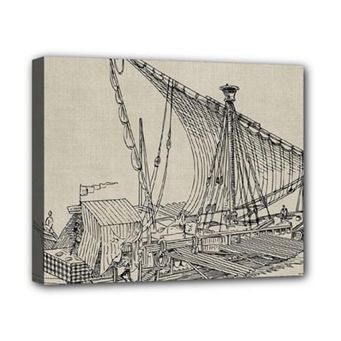Ship 1515860 1280 Canvas 10  X 8