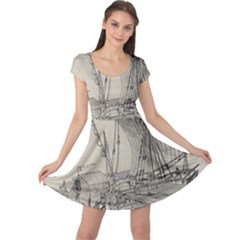 Ship 1515860 1280 Cap Sleeve Dress