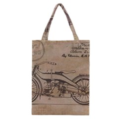 Motorcycle 1515873 1280 Classic Tote Bag