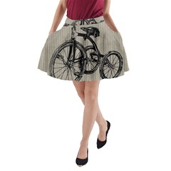 Tricycle 1515859 1280 A Line Pocket Skirt