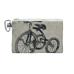 Tricycle 1515859 1280 Canvas Cosmetic Bag (medium)