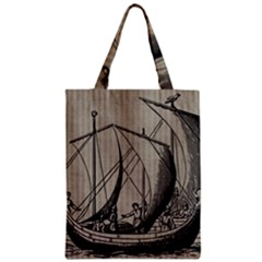 Ship 1515875 1280 Zipper Classic Tote Bag