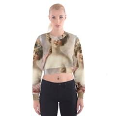 Vintage 1501573 1280 Cropped Sweatshirt
