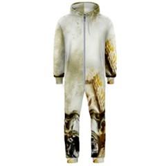 Background 1660942 1920 Hooded Jumpsuit (men)
