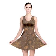 Background 1660920 1920 Reversible Skater Dress