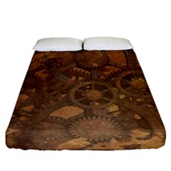 Background 1660920 1920 Fitted Sheet (california King Size)