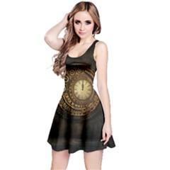 Steampunk 1636156 1920 Reversible Sleeveless Dress