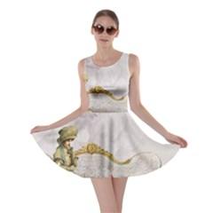 Background 1659612 1920 Skater Dress