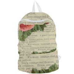 Flowers 1776422 1920 Foldable Lightweight Backpack