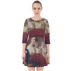 Vintage 1501598 1280 Smock Dress