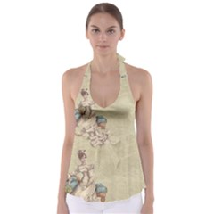Background 1775324 1920 Babydoll Tankini Top