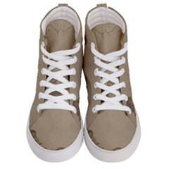 Camera Old Men s Hi Top Skate Sneakers