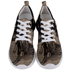 Bicycle Letter Men s Lightweight Sports Shoes
