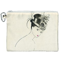 Vintage 2517507 1920 Canvas Cosmetic Bag (xxl)