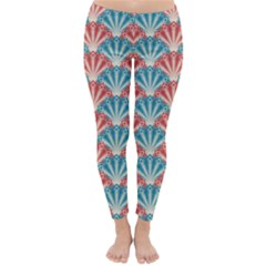 Seamless Patter 2284483 1280 Classic Winter Leggings