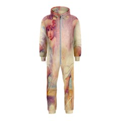 Baby In Clouds Hooded Jumpsuit (kids)