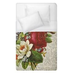 Flower Bird Duvet Cover (single Size)