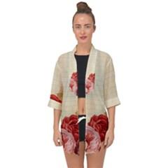 Vintage 1254711 960 720 Open Front Chiffon Kimono