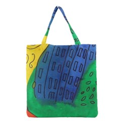 City Grocery Tote Bag