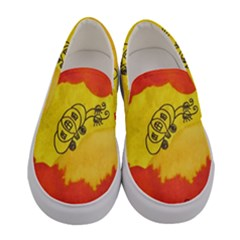 Carriage Women s Canvas Slip Ons