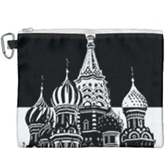 Moscow Canvas Cosmetic Bag (xxxl)