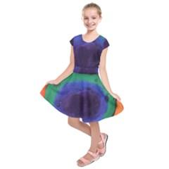 Egg Kids  Short Sleeve Dress