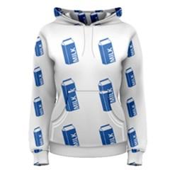 Milk Carton Women s Pullover Hoodie