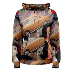 Out In The City Women s Pullover Hoodie