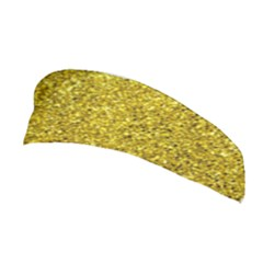 Gold  Glitter Stretchable Headband