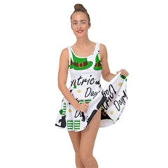 St Patricks Leprechaun Inside Out Dress