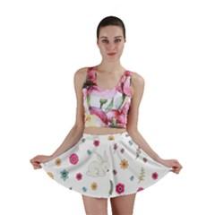 Easter Bunny  Mini Skirt