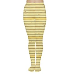 Wood Texture Background Light Women s Tights