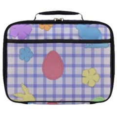 Easter Patches  Full Print Lunch Bag