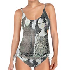 Dolls Stained  Glass Tankini Set