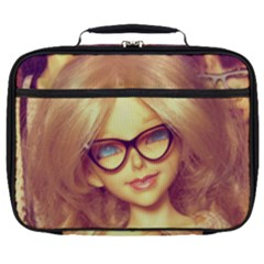 Girls With Glasses Full Print Lunch Bag