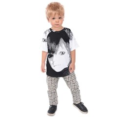 Boy Kids Raglan Tee