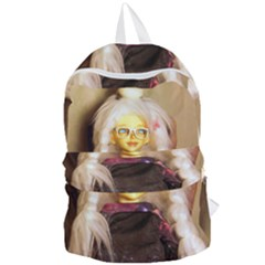 Eating Lunch Foldable Lightweight Backpack