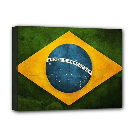 Football World Cup Deluxe Canvas 16  X 12