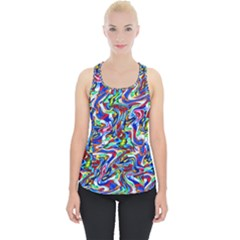 Pattern 10 Piece Up Tank Top