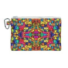 P 786 Canvas Cosmetic Bag (large)